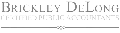 Brickley DeLong Logo